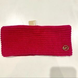 MICHAEL KORS knit headband